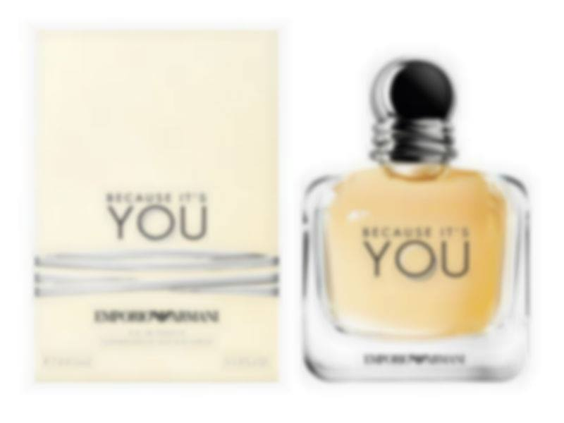 Type Because it's you- Emporio Armani