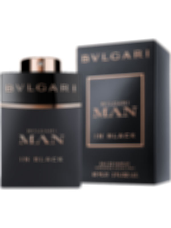 Type Man in black-Bvlgari